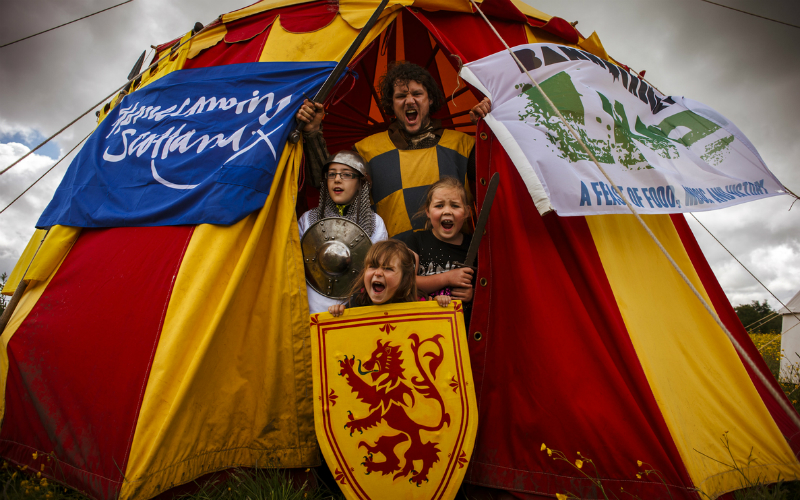Bannockburn Live will be held over the weekend of 28 and 29 June