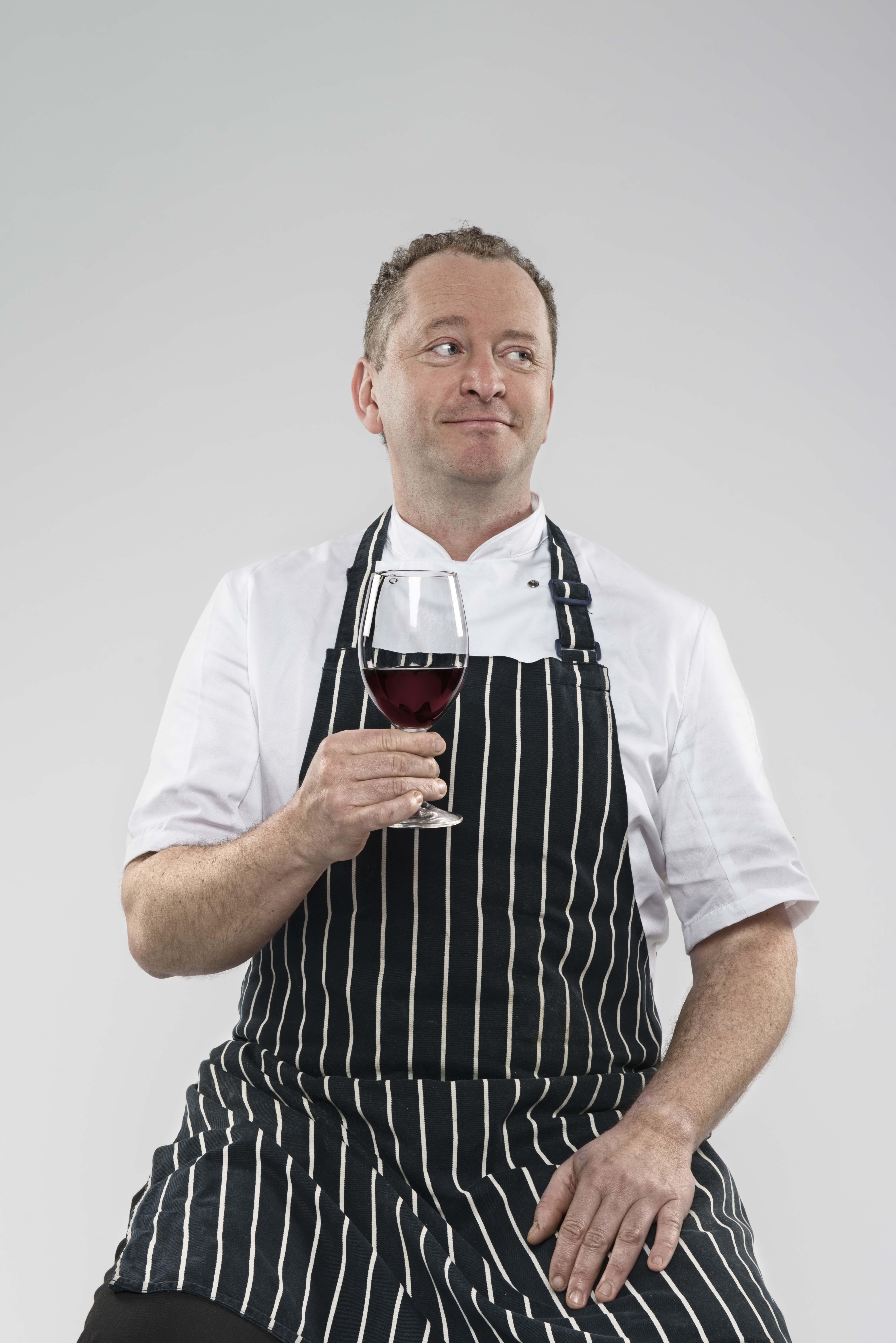 White apron edinburgh - Chef Neil Forbes