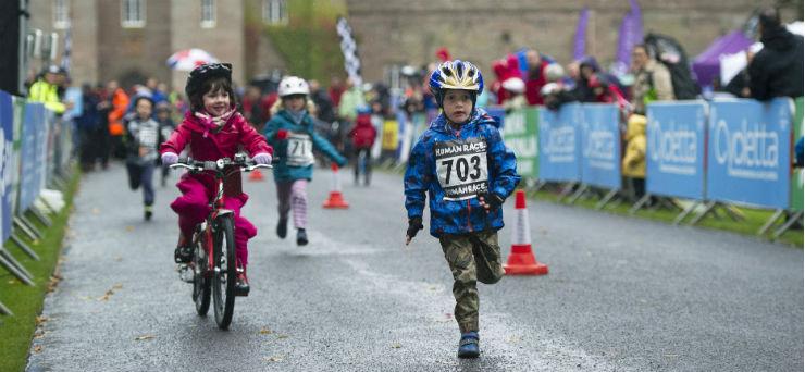 Scootathalon @ Macmillan Cycletta Scotland