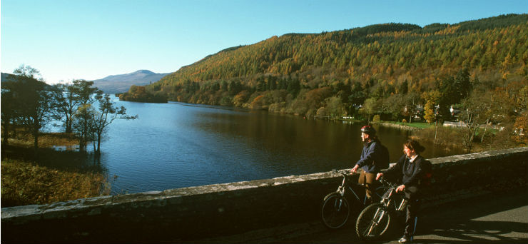 Discover Scotland's scenic beauty on two wheels