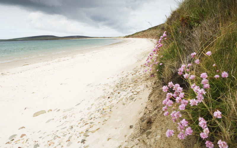 Sands of Mussetter, Eday, Orkney