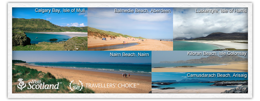 TripAdvisor Travellers' Choice 2014 Awards for Beaches