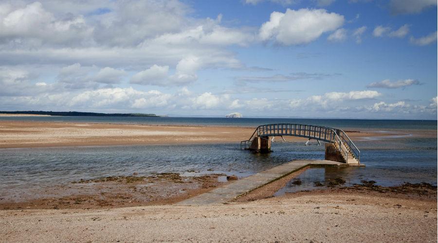 Belhaven Bay near Dunbar