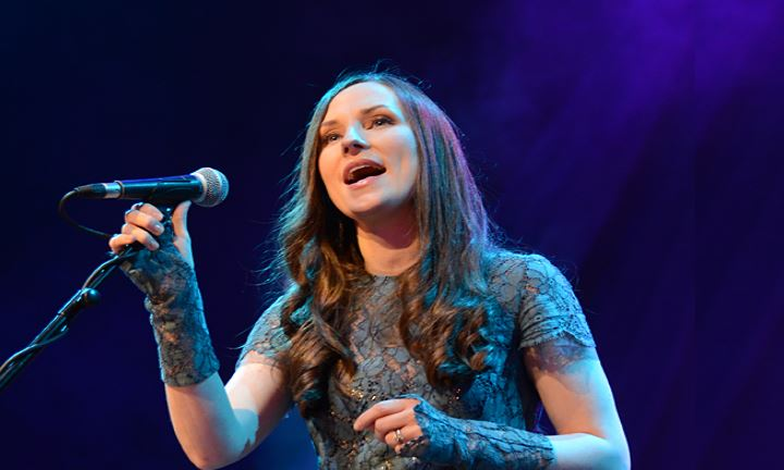 Gaelic singing sensation Julie Fowlis © James Carney