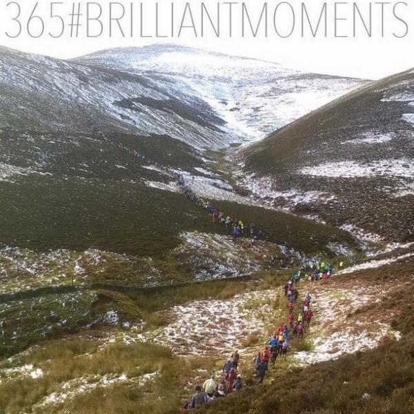 Carnethy 5 Hill Race, Pentland Hills