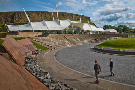 Our Dynamic Earth © Kenny Lam