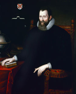 John Napier © The University of Edinburgh