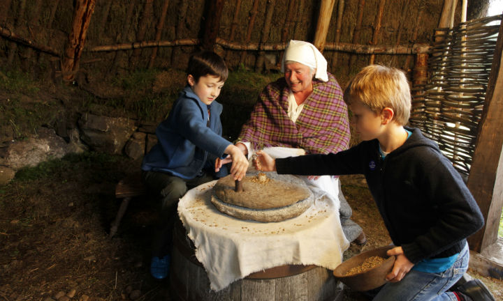 The Highland Folk Museum, Newtonmore