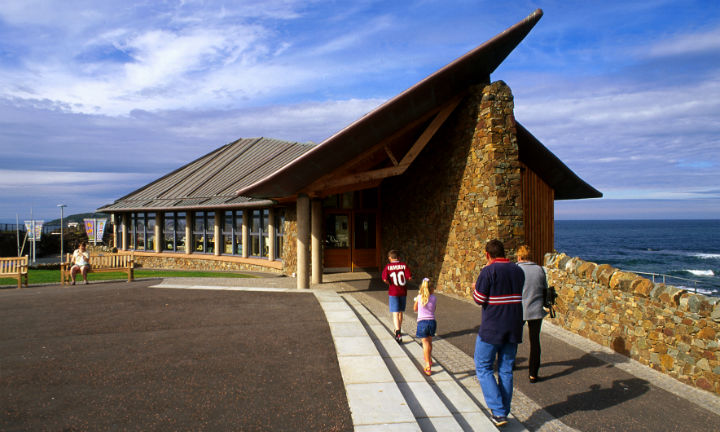 The Scottish Seabird Centre, North Berwick