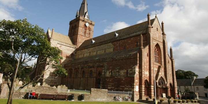 St Magnus Cathedral, Kirkwall