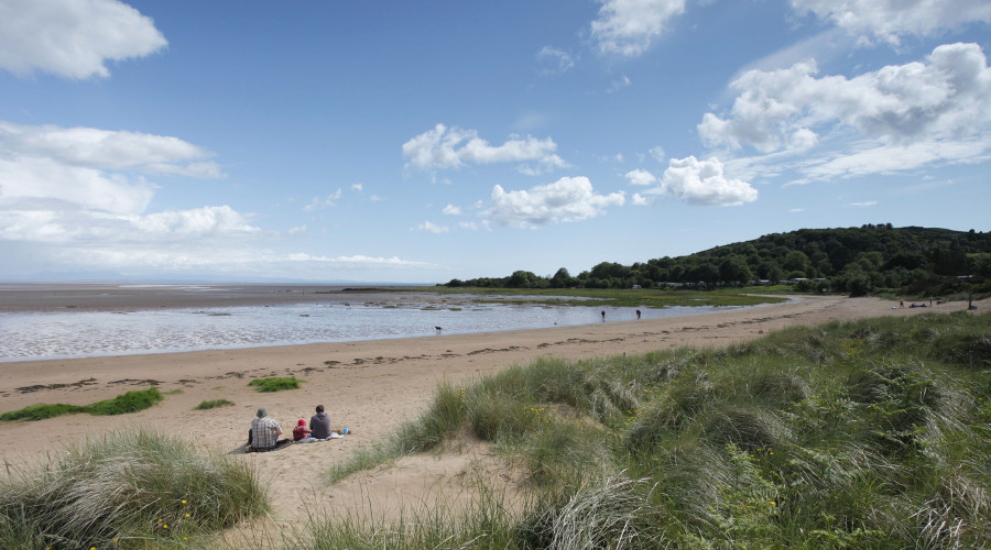 Sandyhills Bay, near Colvend, Dumfries and Galloway