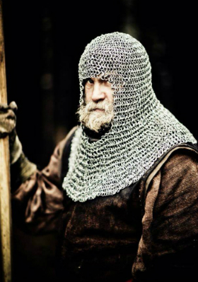 Charlie Allan of Clanranald