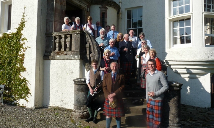 Clan Lachlan will open their ancestral home in Argyll to visitors and locals for a clan gathering and festival in June