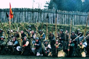 The 'living historians' of Clanranald