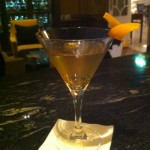 Forres Scotch Martini
