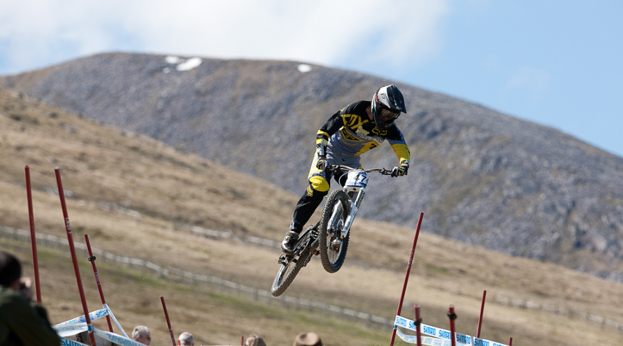 Mountain Bike World Cup, Fort William