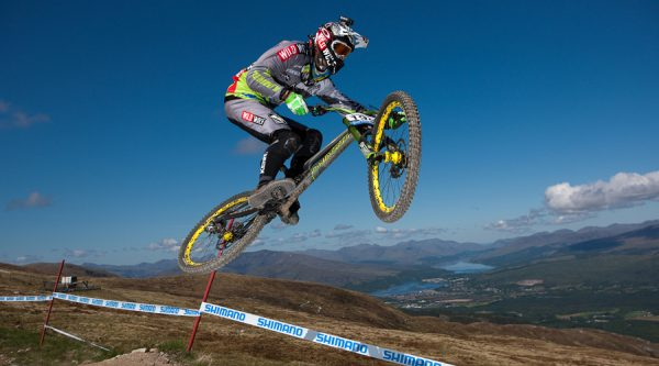 The race is on for the Fort William Mountain Bike World Cup!