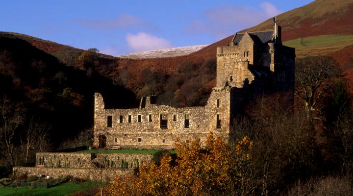 Castle Campbell near Dollar