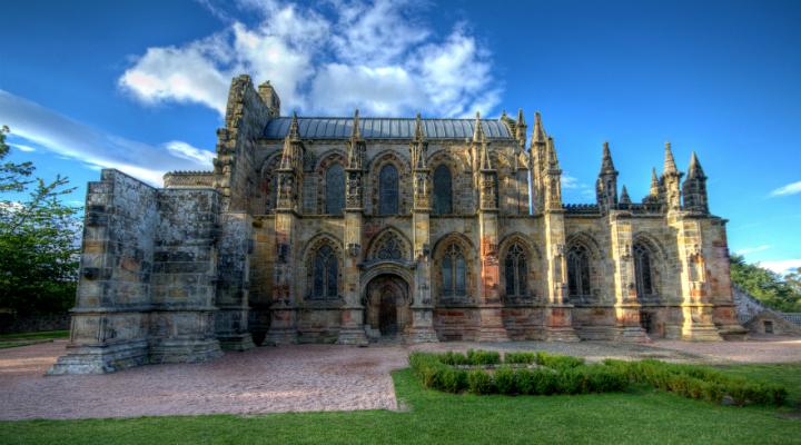Rosslyn Chapel, Midlothian