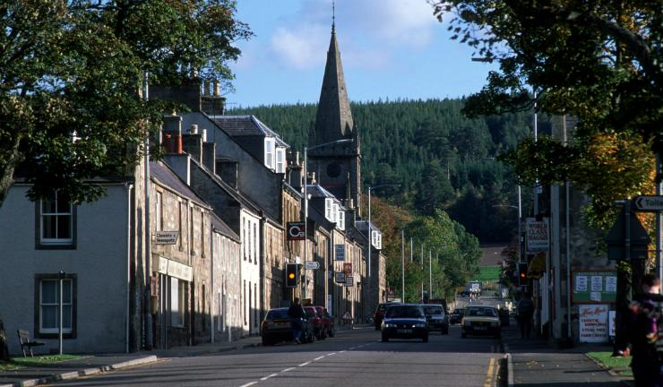 Fochabers, Moray