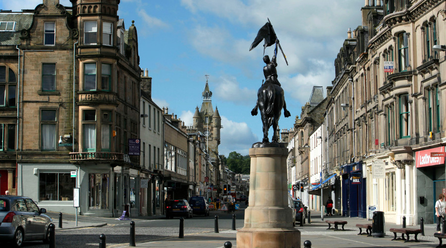 Hawick, Scottish Borders