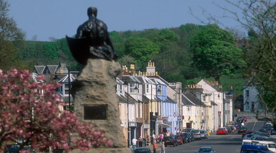 Visit the Artist's Town of Kirkcudbright