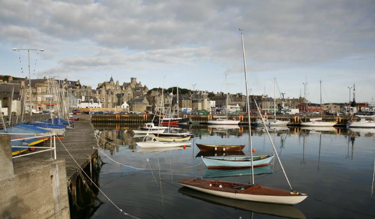 Lerwick, Shetland Mainland