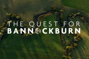 The Quest for Bannockburn will be shown in two-parts on BBC Two in June