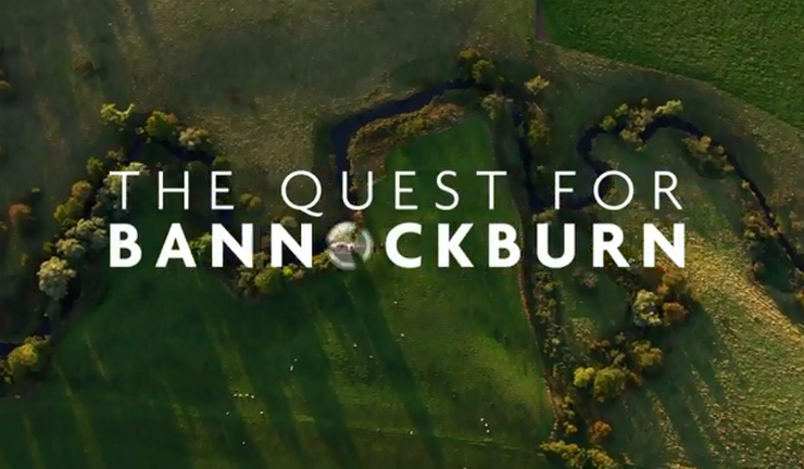 The Quest for Bannockburn will be shown in two parts on BBC Two this June