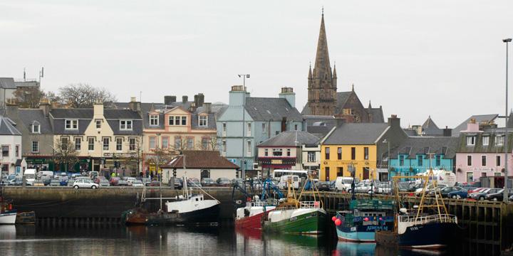 Stornoway, Isle of Lewis