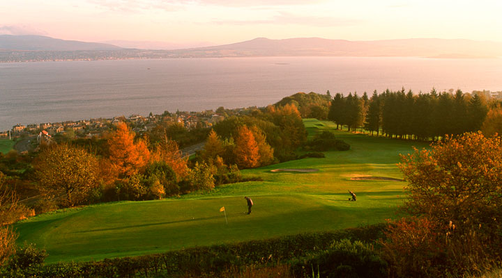 Gourock Golf Club, Inverclyde