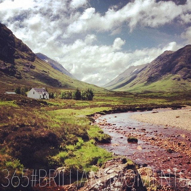 Glencoe, the Highlands