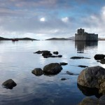Kisimul Castle, off Castlebay on the Isle of Barra