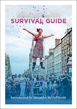 Edinburgh Festivals Survival Guide 2014