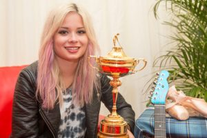 Nina Nesbitt and The Ryder Cup