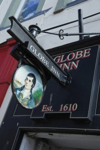 The Globe Inn, Dumfries