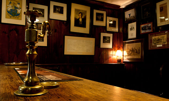 Scotland's Pubs and Bars - Literature
