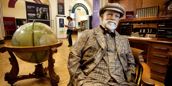 Andrew Carnegie Birthplace Museum, Dunfermline