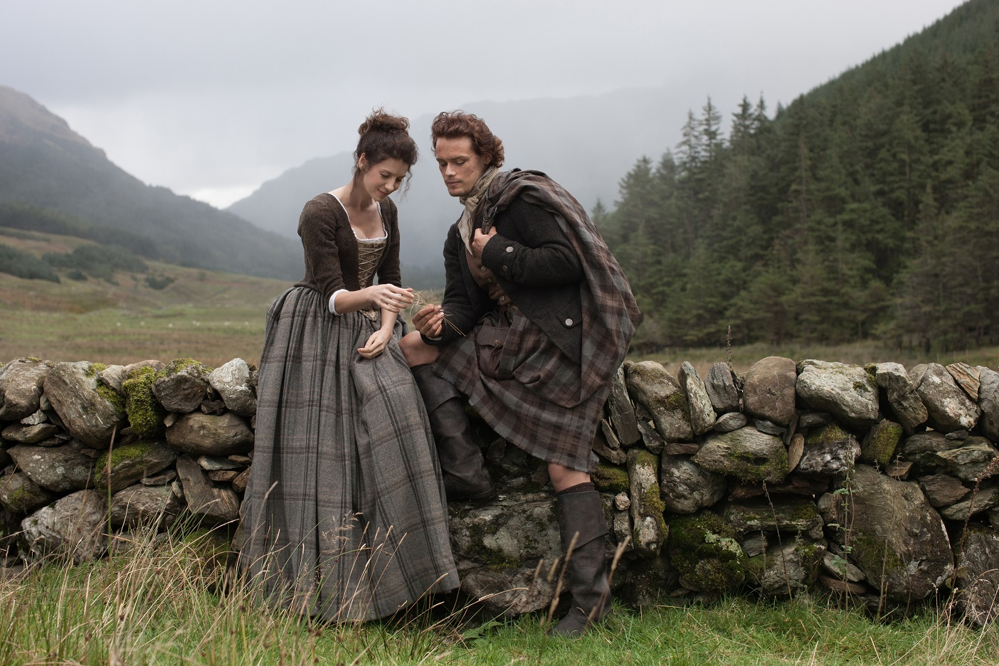 Outlander © Sony Pictures Television