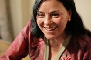 Diana Gabaldon © VisitScotland