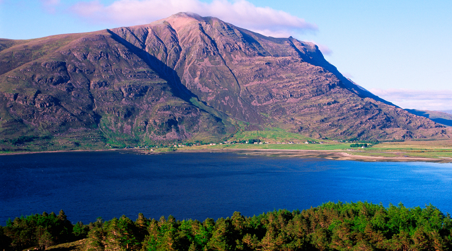 Liathach, one of the Torridon Hills