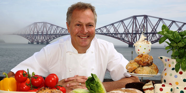 Nick Nairn © APP Dalmeny Ltd