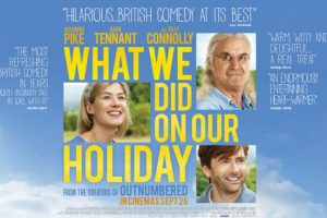 What We Did On Our Holiday - release nationwide on 26th September 2014