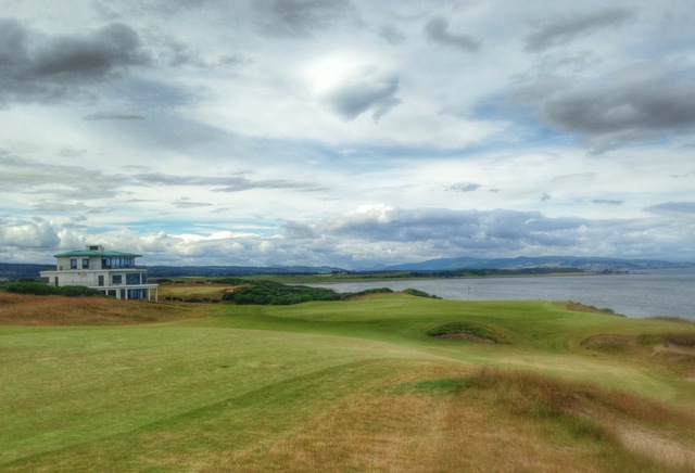 In Inverness, Castle Stuart is a worthy stop-off en route to Dornoch in the Highlands. (Matt Ginella/GolfAdvisor)
