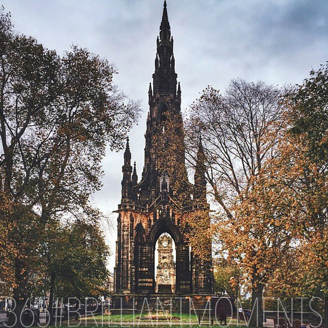 @wilde_oates - Scott Monument