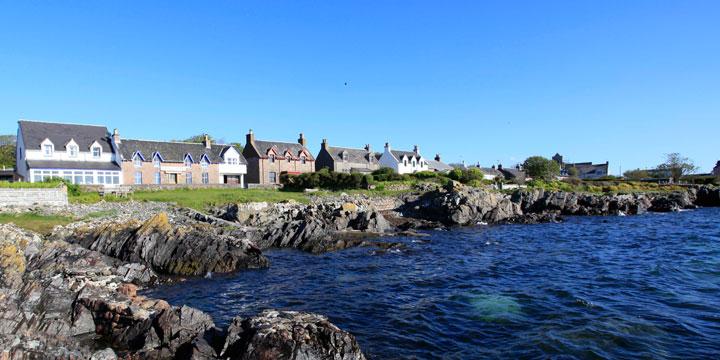 creative writing retreats scotland