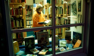 Book Shop Window, Wigtown
