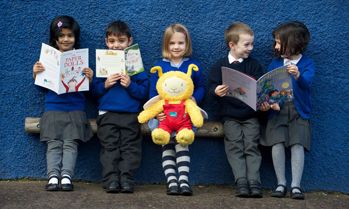 Book Week Scotland / Rob McDougall Photography