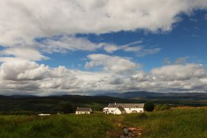 Moniack Mhor, Scotland' Creative Writing Centre / Credit: Nancy MacDonald