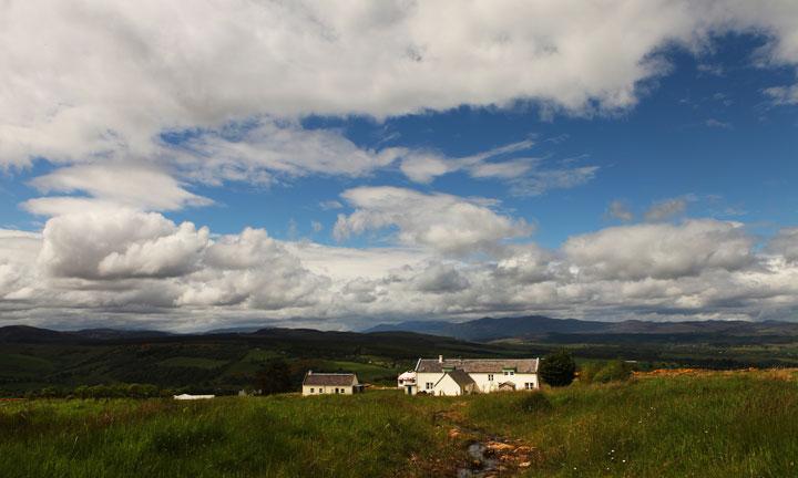 Moniack Mhor, Scotland' Creative Writing Centre / Credit: Nancy MacDonald